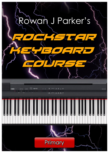 Rockstar Keyboard Course Primary
