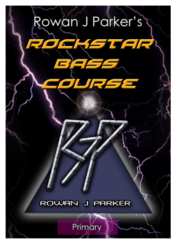 Rockstar Bass Course Primary