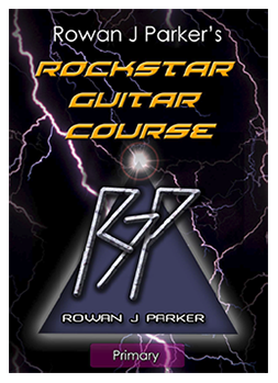 Rockstar Guitar Course Primary